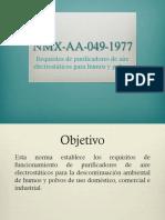 NMX-AA-049-1977.pptx