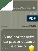 Desenvolvimento Web Com PHP