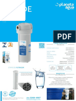 Filtro Caixa Da Agua Cavalete Ficha