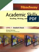 New Headway Academic Skills 1