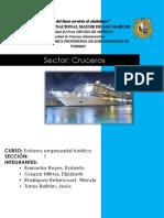 Cruceros Trabajo Final