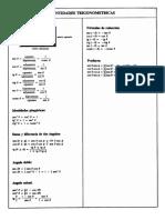 Evaluacion de Identidades y Ecuaciones Trigonometricas y Leyes de Seno y Coseno Grado10c2b0