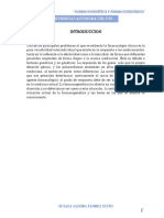 Trabajo Final de Farmacogenética y Farmacogenómica