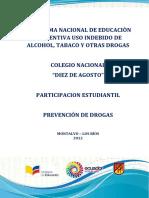 147681069 Proyecto Alcohol y Drogas