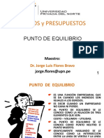 04   PUNTO  DE  EQUILIBRIO.pptx