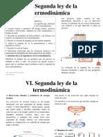 Clase 6 Segunda Ley de La Termodinamica