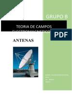 Antenas Teoria de Campos Electromagneticos II