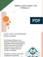Bombas Lobulares y de Tornillo Expo