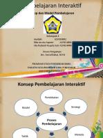 PPT Pembelajaran Interaktif