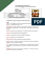 E1 - Administracion de Negocios Internacionales
