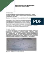 ISO 14001 Es La Norma Líder Mundial Para Sistemas de Gestión Ambiental