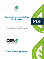 Entidades de fiscalización ambiental