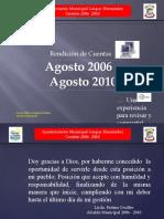 Ayuntamiento Municipal de Gaspar Hernandez 13 Agosto