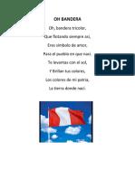 Oh Bandera
