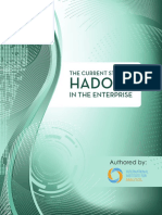 The Current State of Hadoop in the Enterprise
