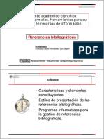 Bellas Artes 24-01-2013 p 2 Referencias Bibliográficas
