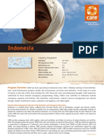 Indonesia Factsheet