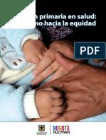 Atención Primaria en Salud_un Camino Hacia La Equidad
