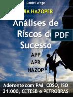 E Book Como Fazer Análises de Riscos de Sucesso__cap1 e 2
