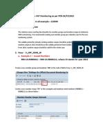 Customizing for New VATNumbering