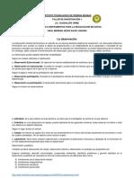 1.7 Tecnicas e Instrumentos Para La Recoleccion de Datos