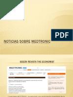 Noticias Sobre Medtronic