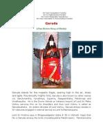 Garuda - The Divine King of Birds