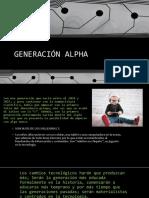 Generación Alpha