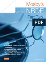 Coll. Mosby's Review for the NBDE Part Two