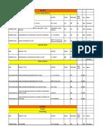 Academic Excel