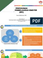 6_Rencana Pembelajaran Semester (RPS)