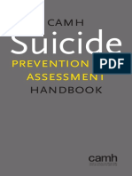 Camh Suicide Prevention Handbook