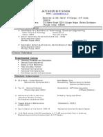 Jatinder resume making guideline for interviews.pdf