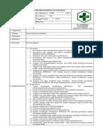 2.3.8 SOP REVISI BANYAK Menjalin Komunikasi Dg Saasaran