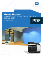 Guide Produit c3351 c3851 c3851fs