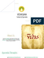 Vedarjana School of Ayurveda