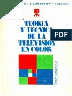 Teoría y Técnica de la Televisión Color.pdf