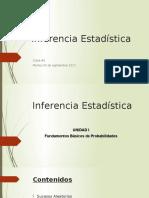Inferencia Estadistica Clase 1