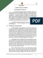 Hydrological Study Bhagirathi