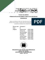 Tugas PAI 6 (Pembaharuan Muhammad Abduh Dalam Bidang Pendidikan).docx