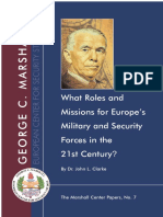 John L. Clarke - Europe's Military and Security Forces