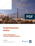 The United Arab Emirates and Africa