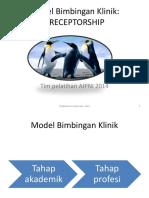 2. Model Bimbingan Preceptorship