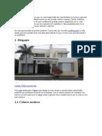 7 Preciosas Casas