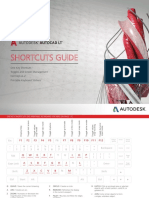 AutoCAD LT Keyboard Shortcuts Guide