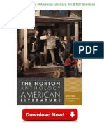 the norton anthology of american literature volume c
