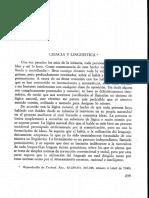 Clase 4 - Whorf - Ciencia y Lingueistica (1)