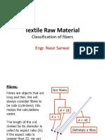 Fiber Classification