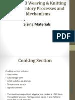 Sizing Materials