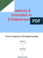 Session 4.Creativity & Inovation 2016